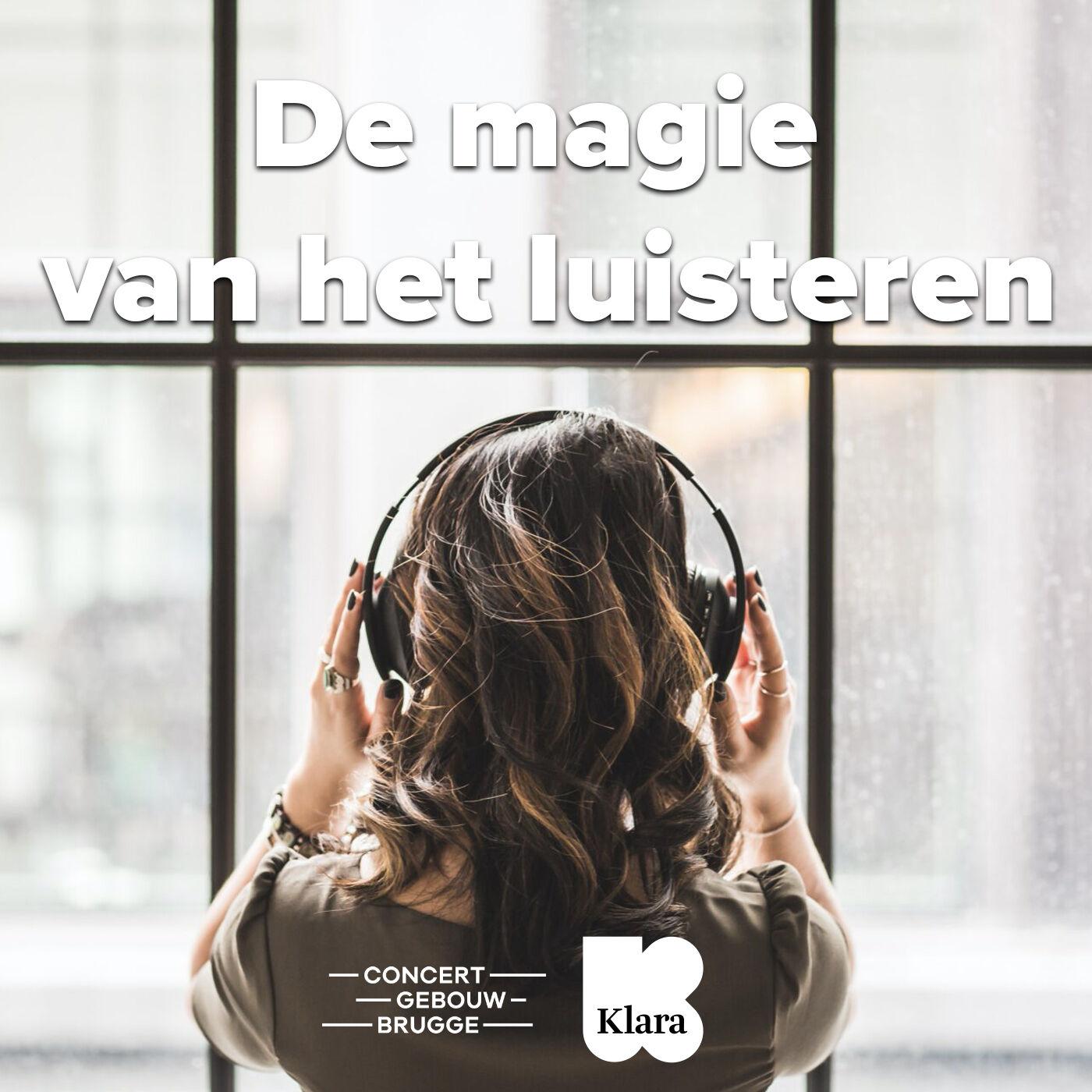 De magie van het luisteren logo