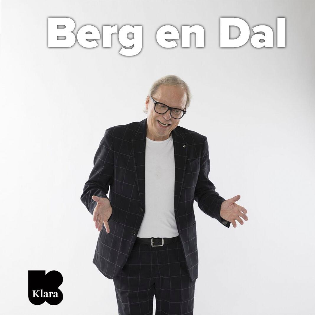 Podcast Berg en Dal logo