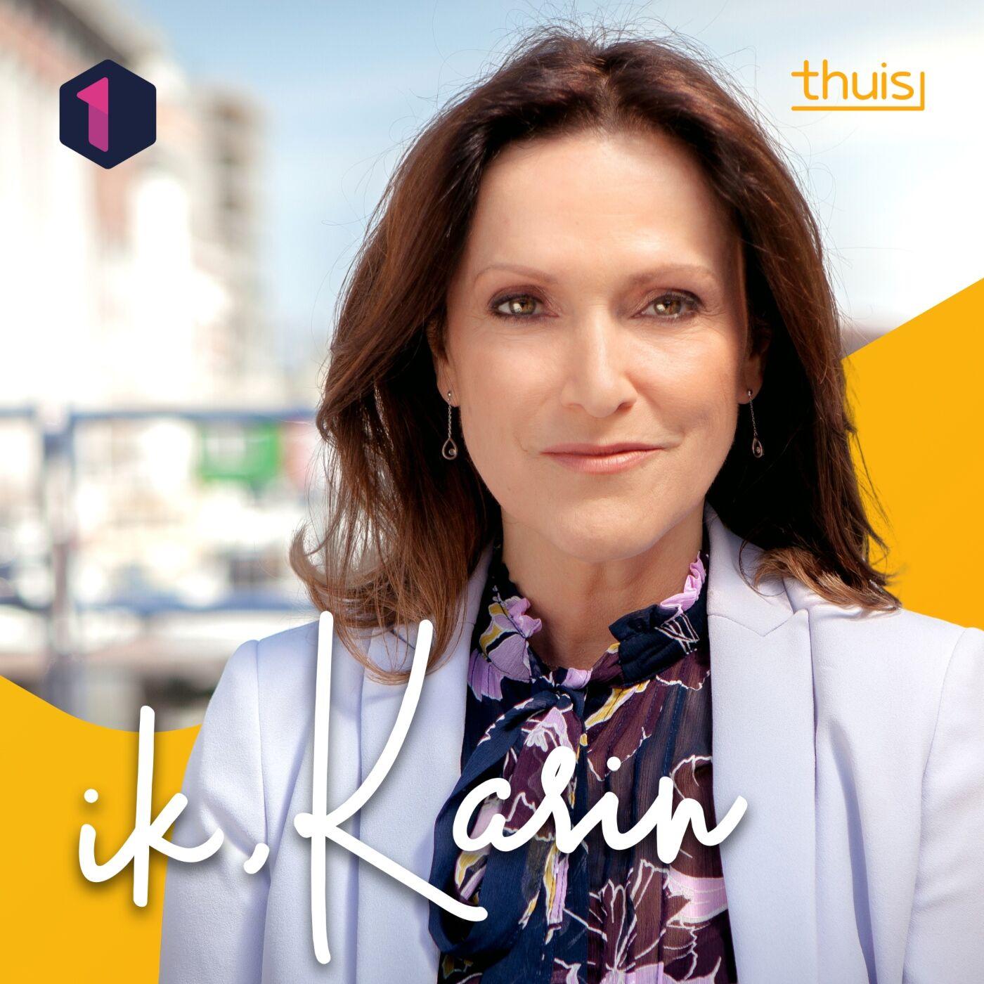 Ik, Karin logo