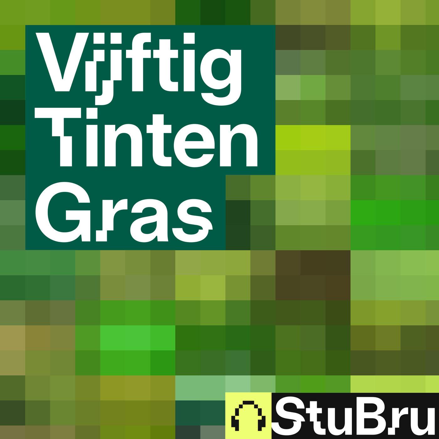 Vijftig Tinten Gras logo