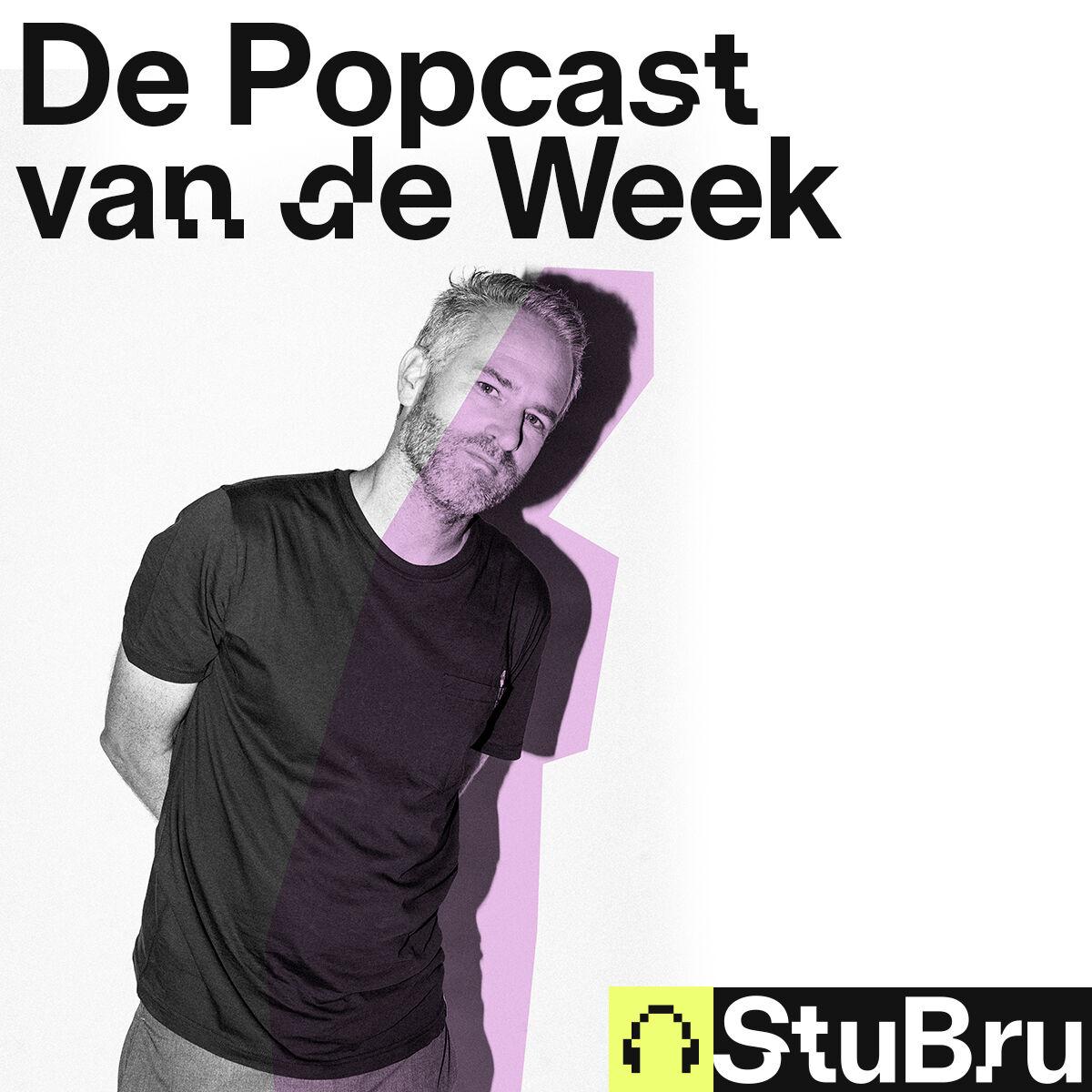 De Popcast van de Week logo