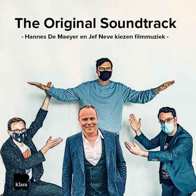The Original Soundtrack: Hannes De Maeyer en Jef Neve kiezen de beste filmmuziek