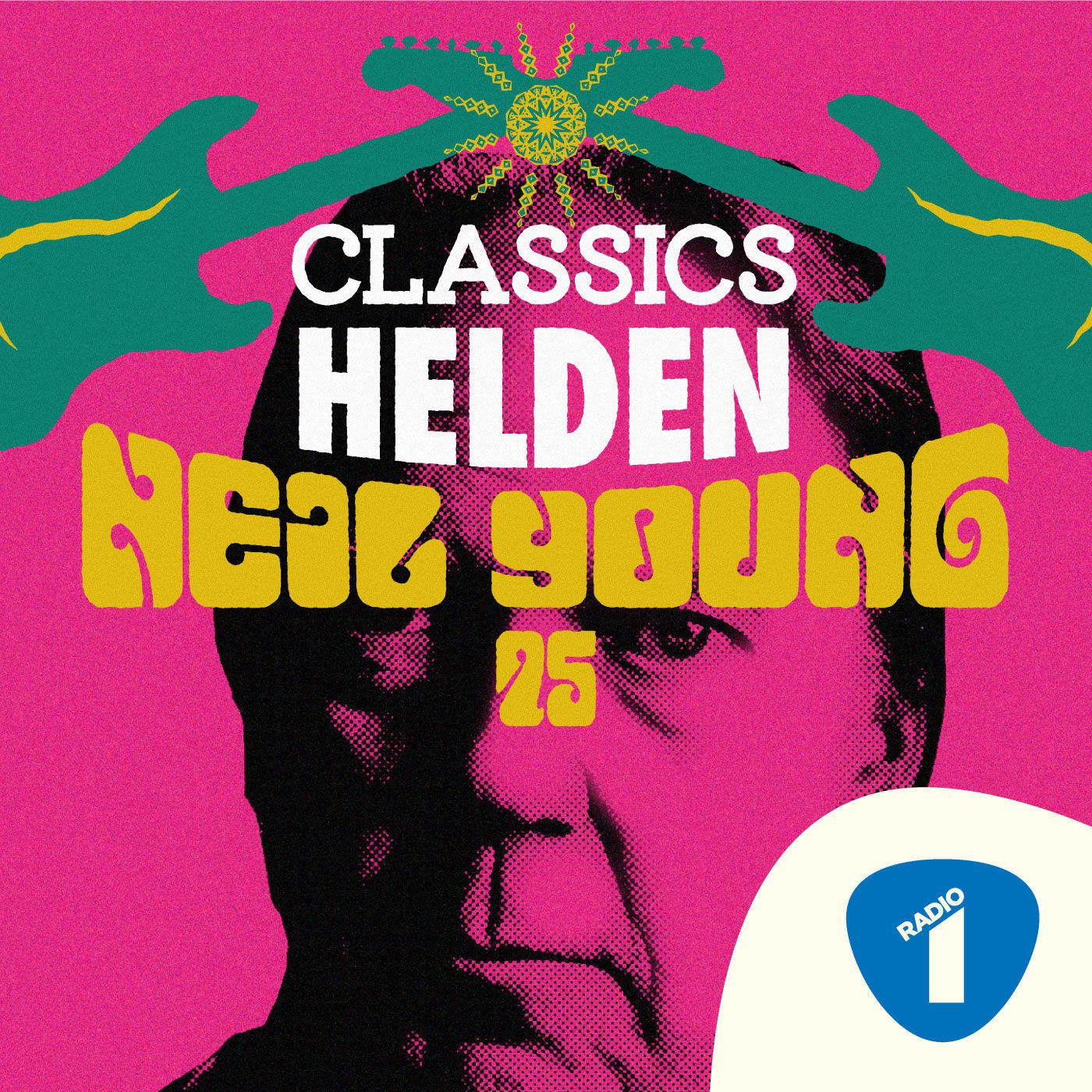 Classics Helden - Neil Young logo