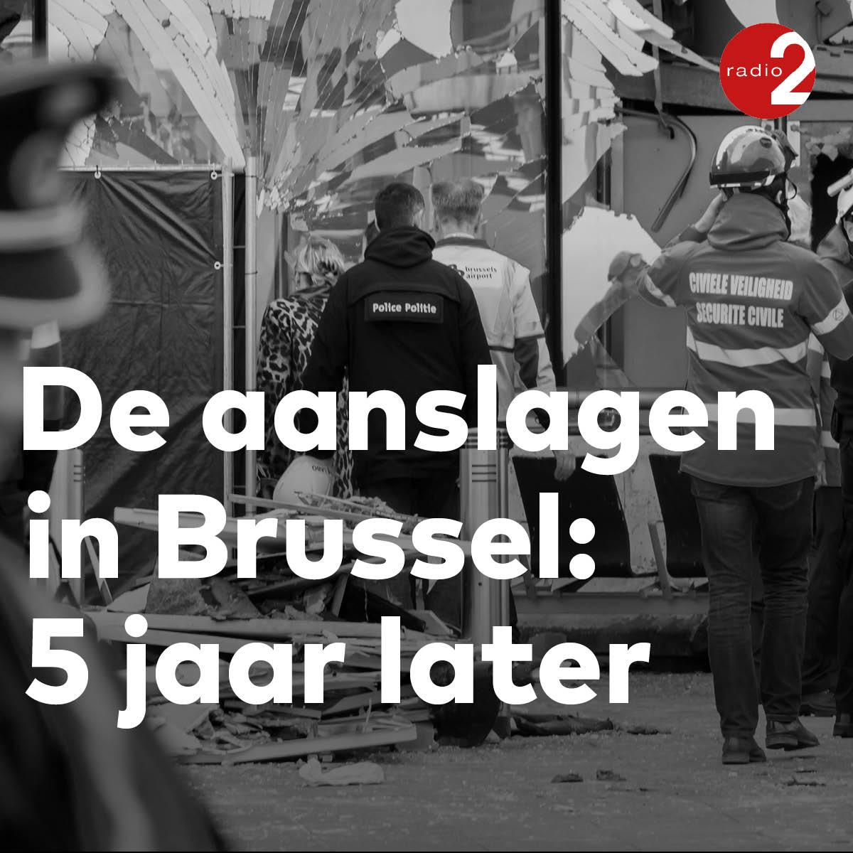 De aanslagen in Brussel: 5 jaar later logo