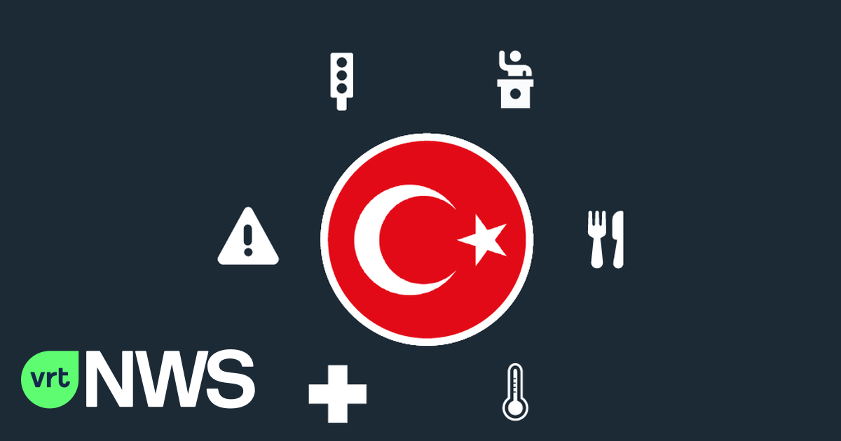 Op Reis Naar Turkije Wat U Moet Weten Van Veiligheidscontroles