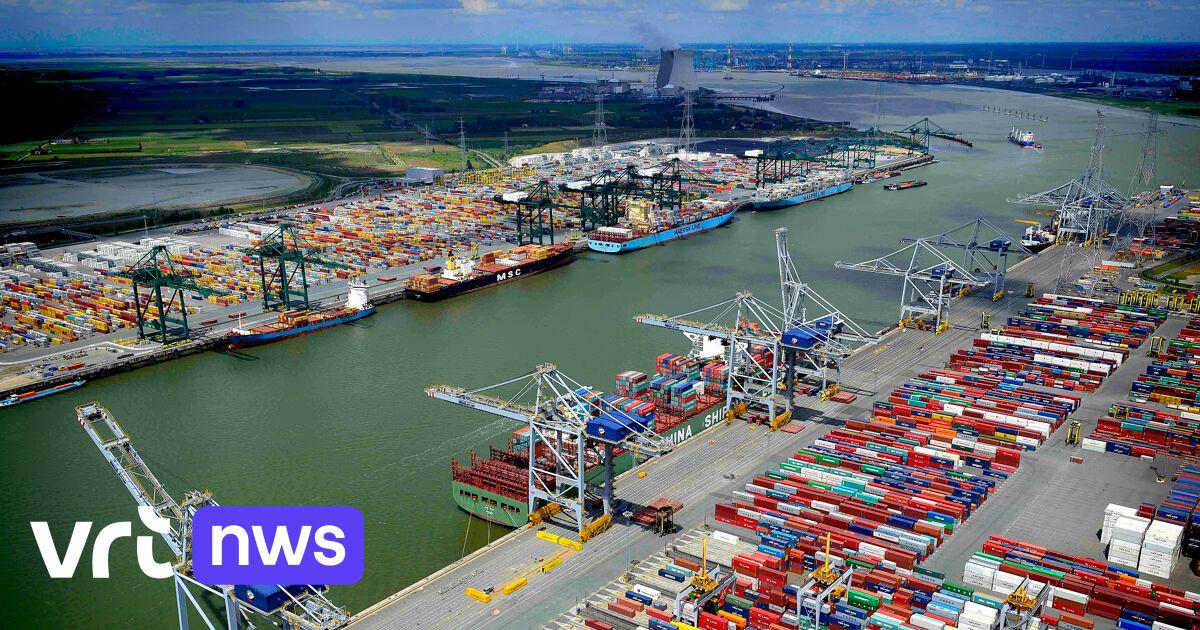 Plus d'une tonne de cocaïne saisie au Maroc à destination du port d'Anvers