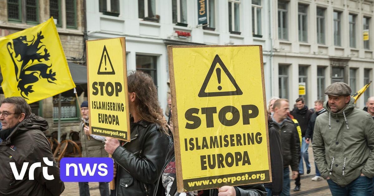 Des membres du Voorpost condamnés pour incitation à la haine et la violence, le Vlaams Belang s'insurge