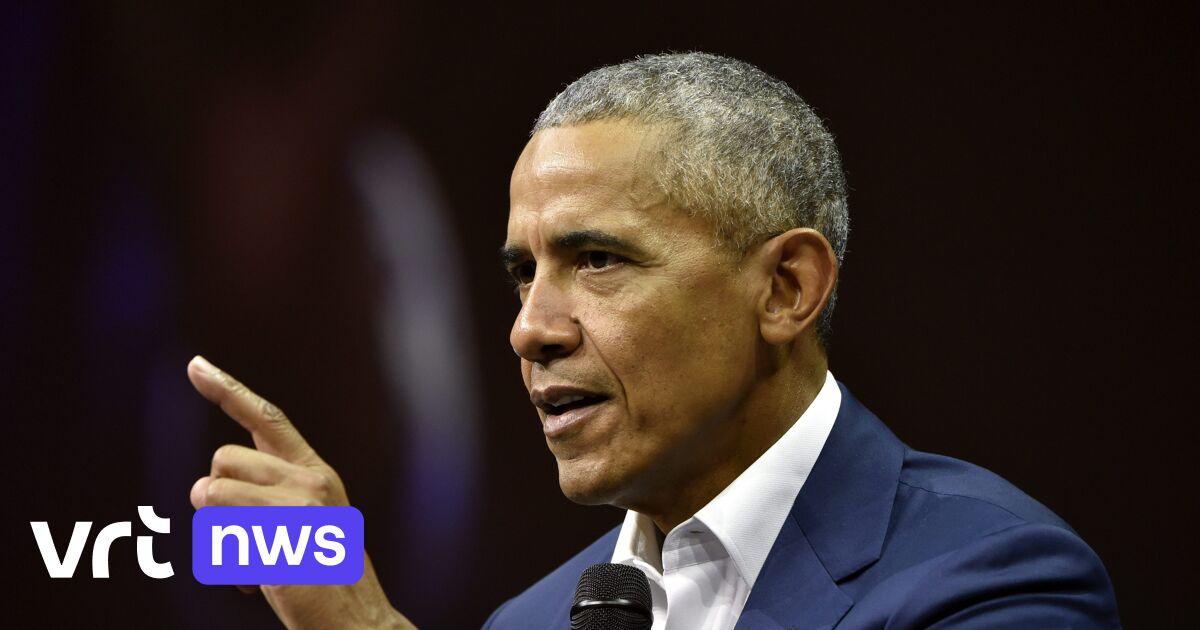 Voormalige Amerikaanse president Barack Obama schroeft groot verjaardagsfeest terug na kritiek