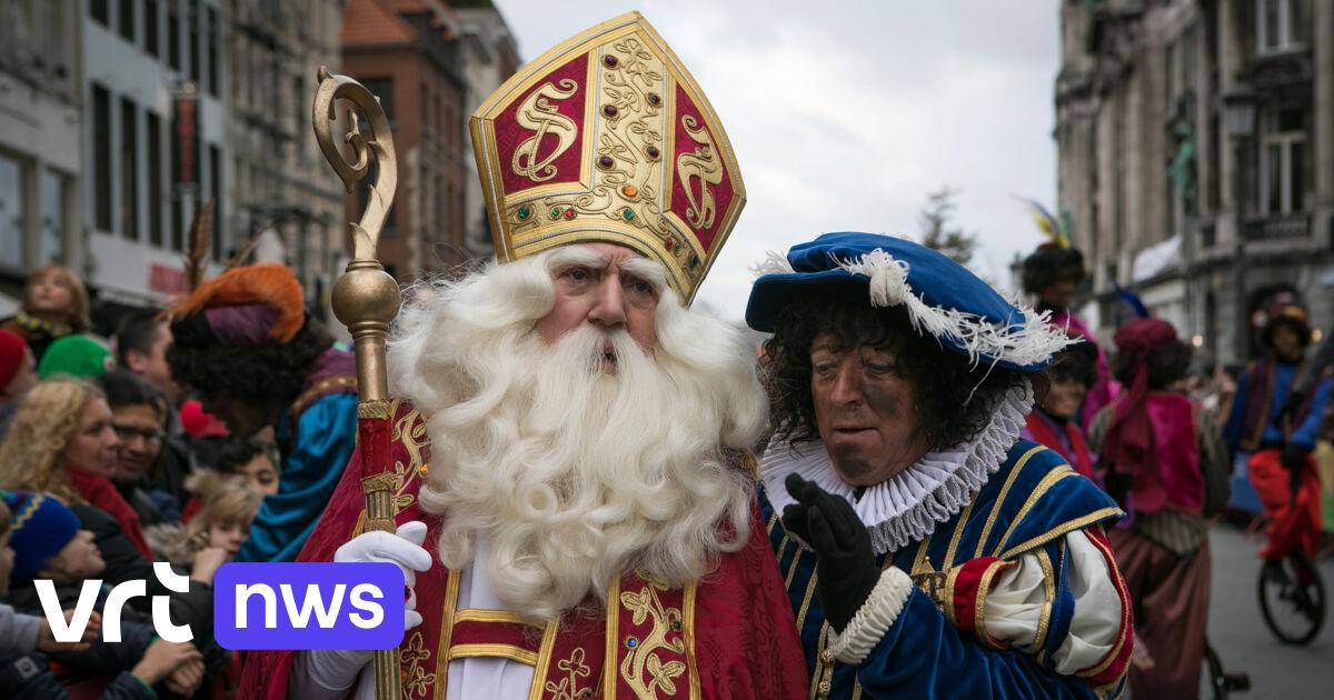 De Geschiedenis Van Zwarte Piet Is Hij Een Moor Of Een Contrastfiguur Of Komt Het Zwart Echt Door De Schoorsteen Vrt Nws Nieuws