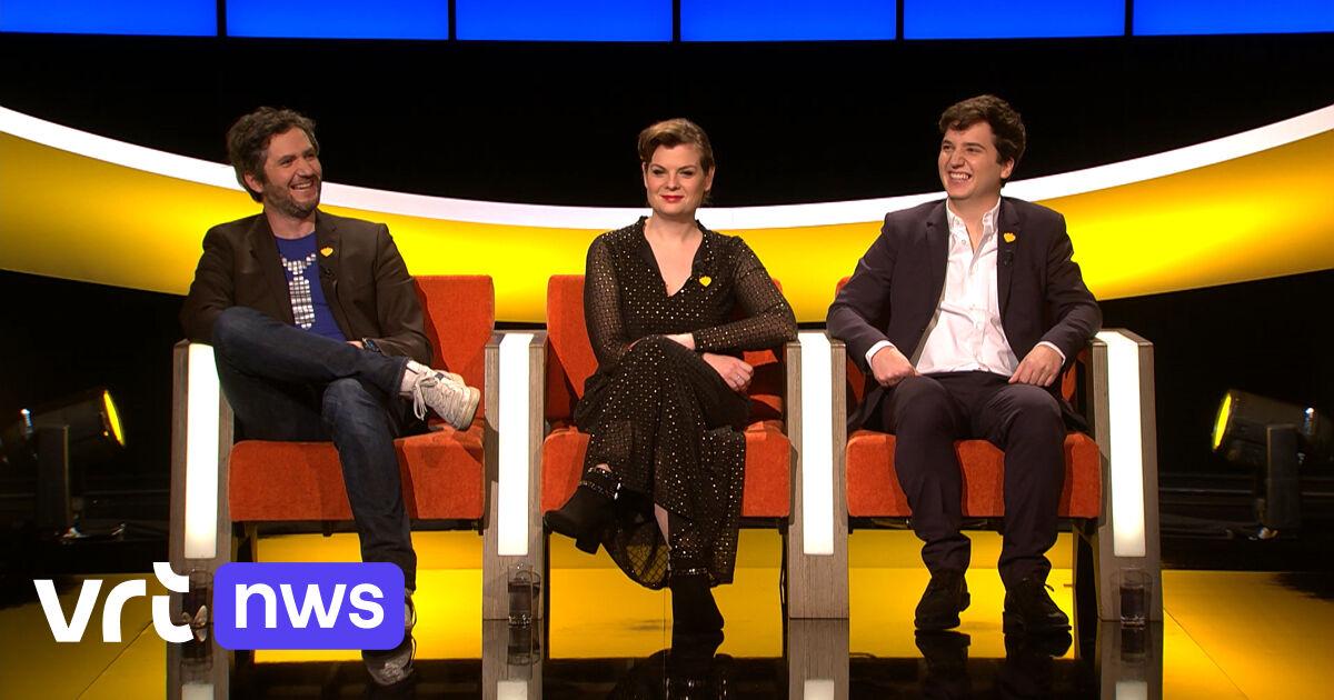 De Finale Is Gespeeld Wie Van Deze Drie Is De Slimste Mens Ter Wereld Vrt Nws Nieuws