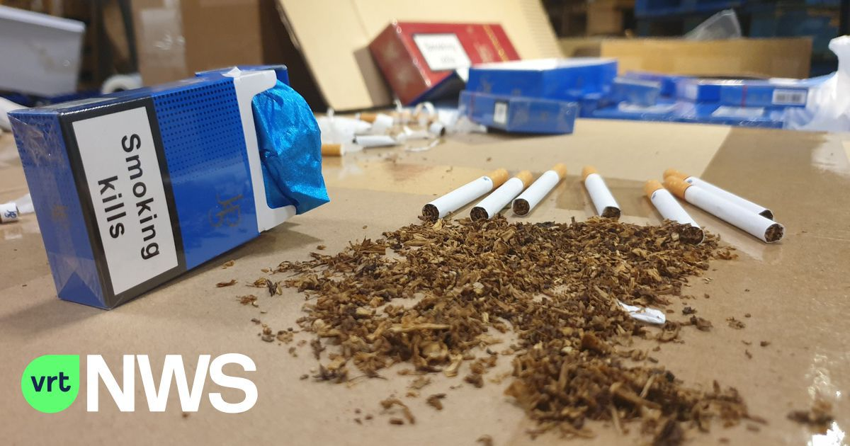 Customs confiscate 126 million counterfeit cigarettes