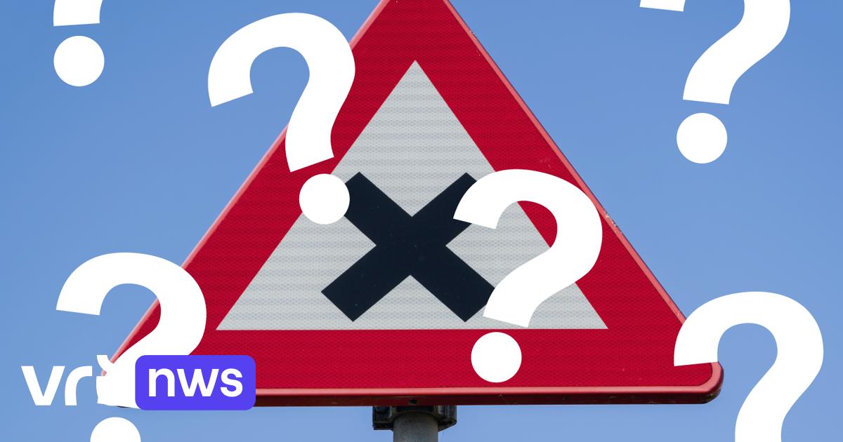 Hoe goed ken jij de voorrangsregels? Test het met onze quiz