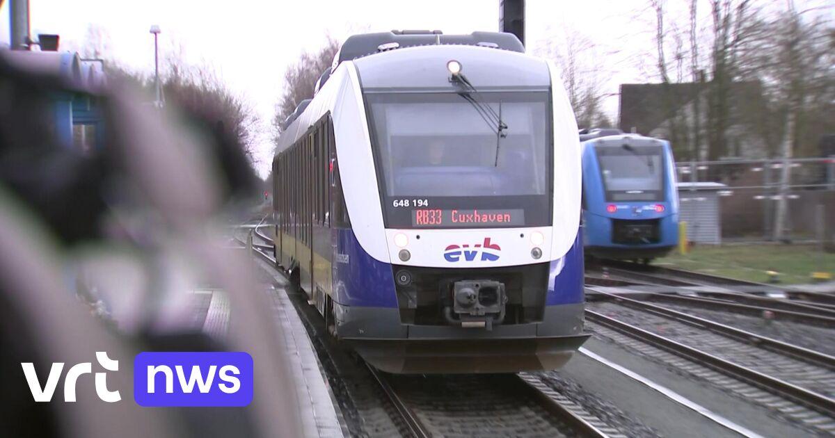 VRT.be: De waterstoftrein rijdt in Duitsland: de (schone) trein van de toekomst?