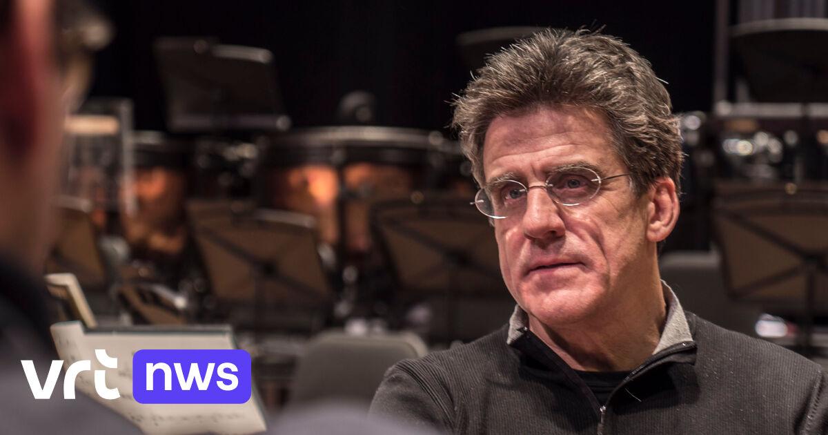 A soixante ans Dirk Brossé fête quarante ans de carrière musicale