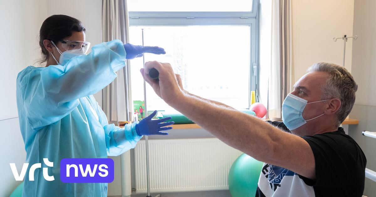 Liveblog: besmettingen stijgen, ziekenhuisopnames stabiliseren, 468 patiënten op intensieve zorg - VRT NWS