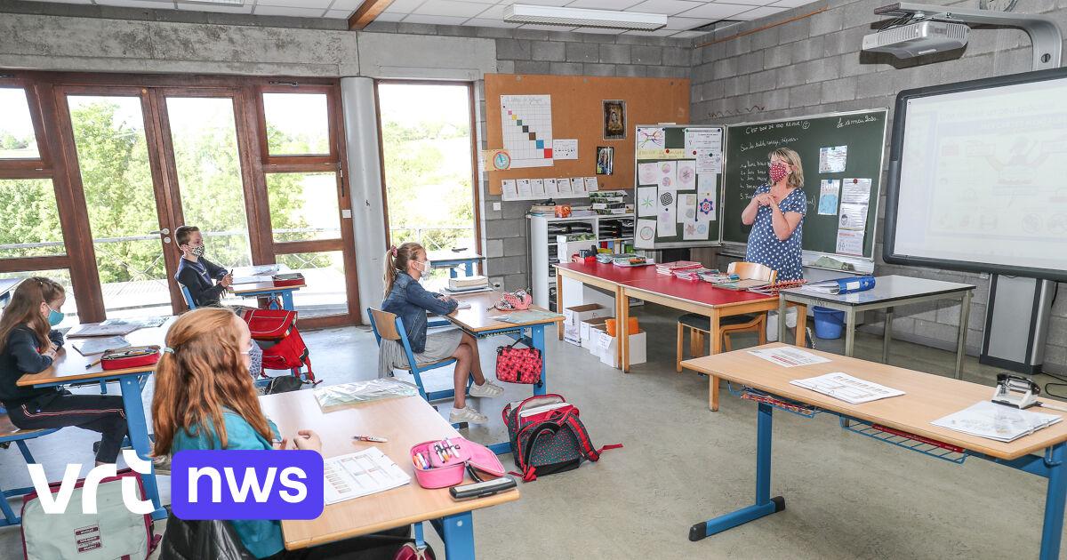 Grote Belgische studie bevestigt: kinderen worden op school veel minder besmet dan thuis en worden zelden zwaar ziek