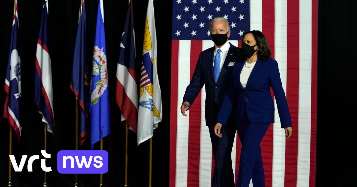Joe Biden stelt running mate Kamala Harris voor: «We gaan samen Amerika heropbouwen»