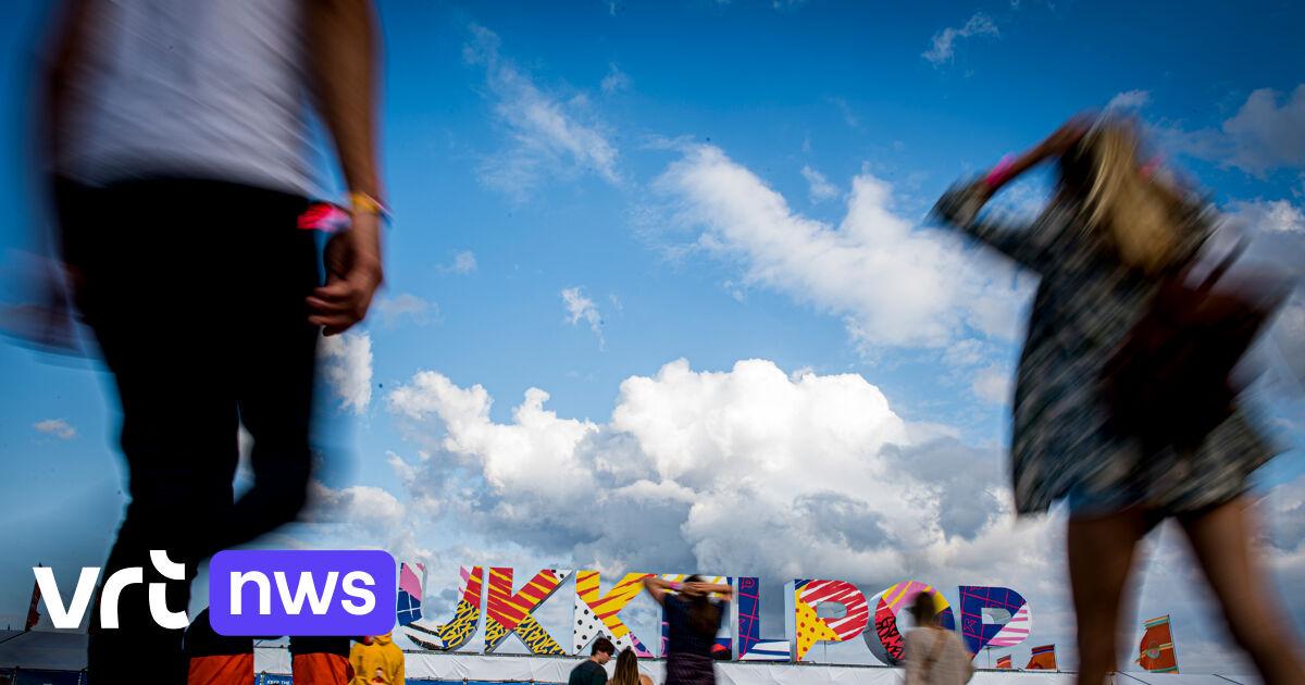 Il y aura bien une mini-édition du festival Pukkelpop à Hasselt
