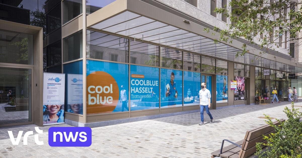 Retailexpert Over Komst Winkel Van Onlinegigant Coolblue In Hasselt Offline En Online Groeien Naar Elkaar Toe Vrt Nws Nieuws