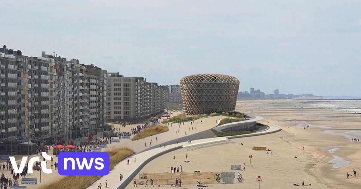 Zo zal het nieuwe casino in Middelkerke eruitzien: «Zeezicht blijft bewaard voor alle omwonenden»