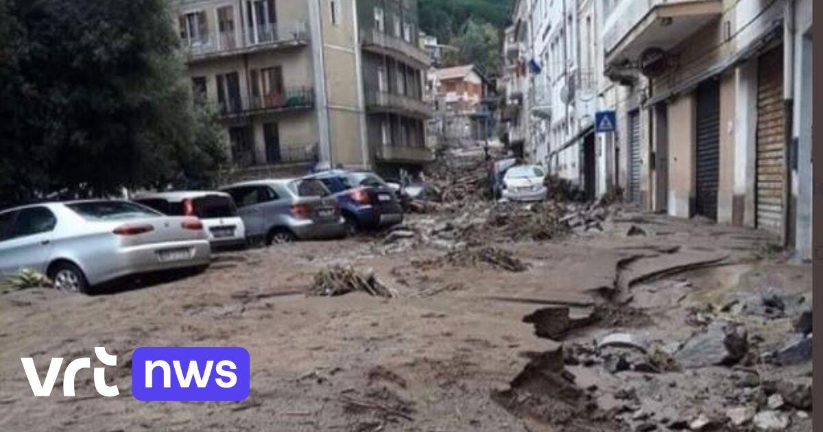 Zeker drie doden bij overstromingen op Sardinië