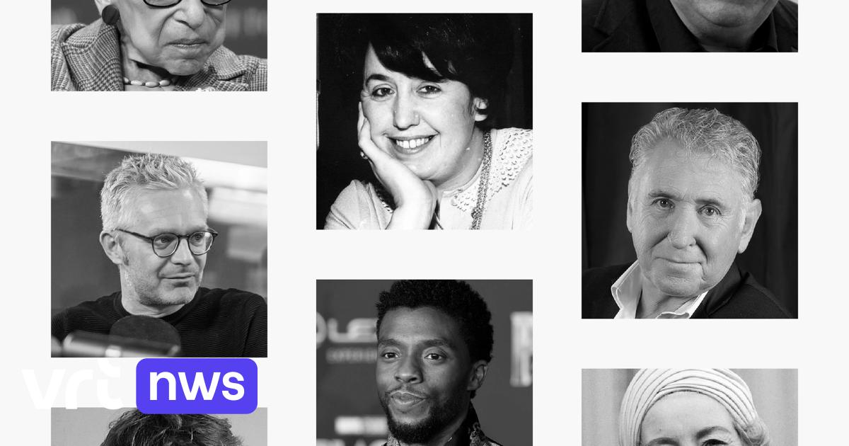 Ward Verrijcken, Lutgart Simoens, Kastiop en Johny Voners: van deze mensen namen we afscheid in 2020