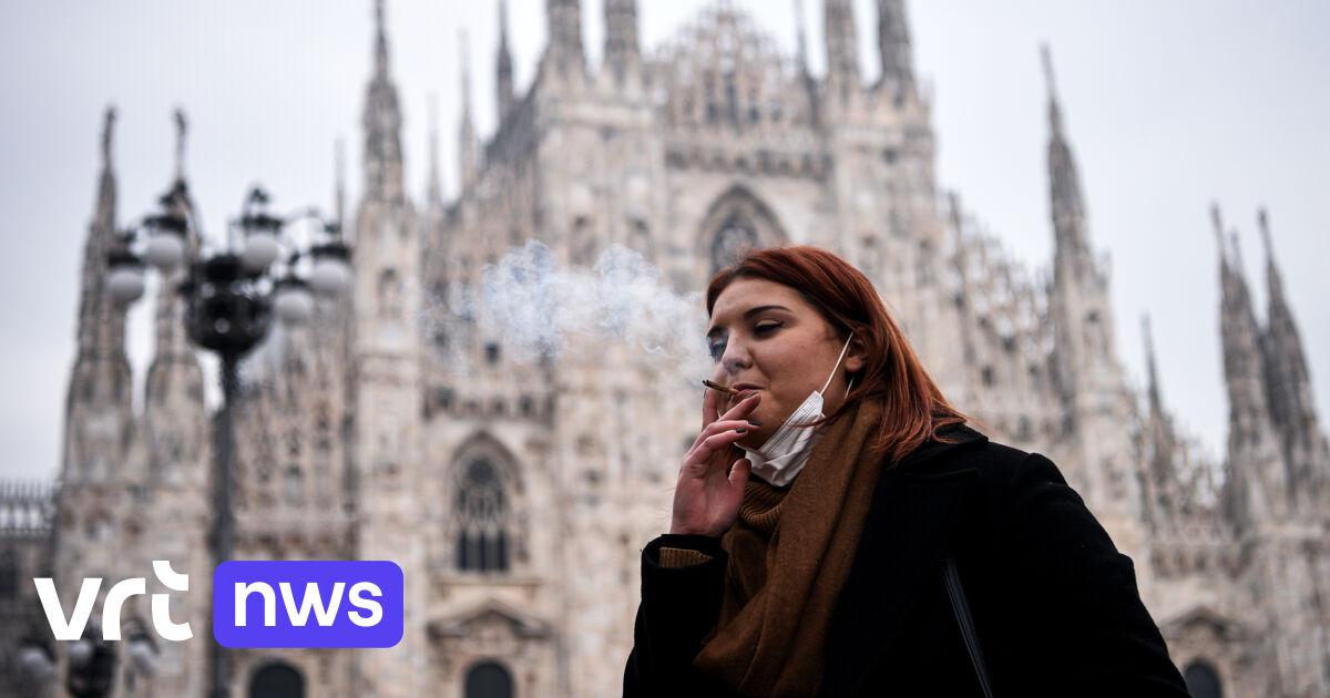 Milaan verbiedt roken in onder meer parken en aan bus-of tramhaltes: «Zien roken, doet roken»
