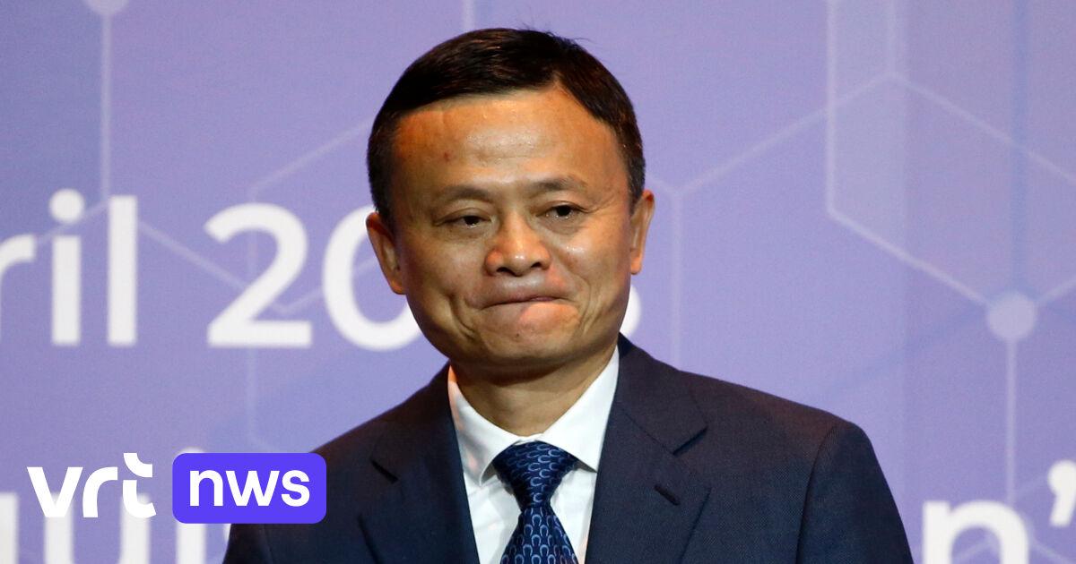 Chinese miljardair Jack Ma van Alibaba duikt weer op na weken mysterieuze verdwijning