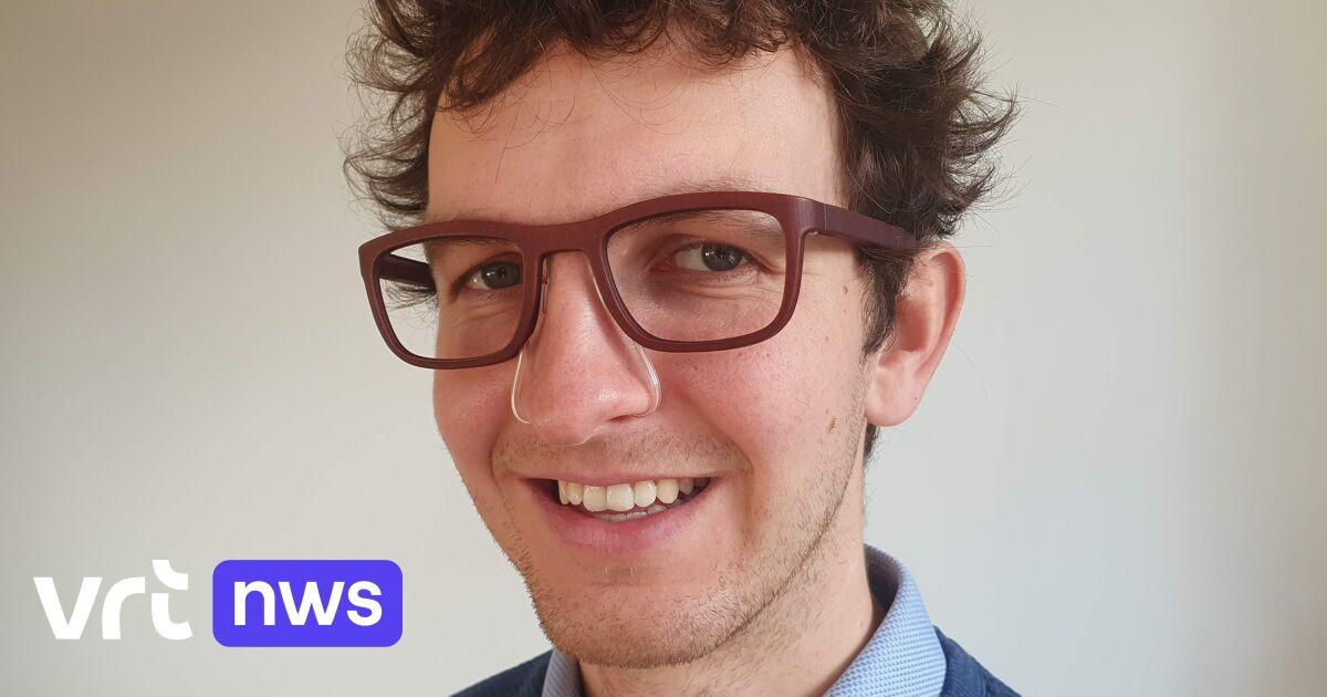 Jong Leuvens bedrijf biedt met Oxy-bril elegant hulpmiddel voor zuurstofpatiënten