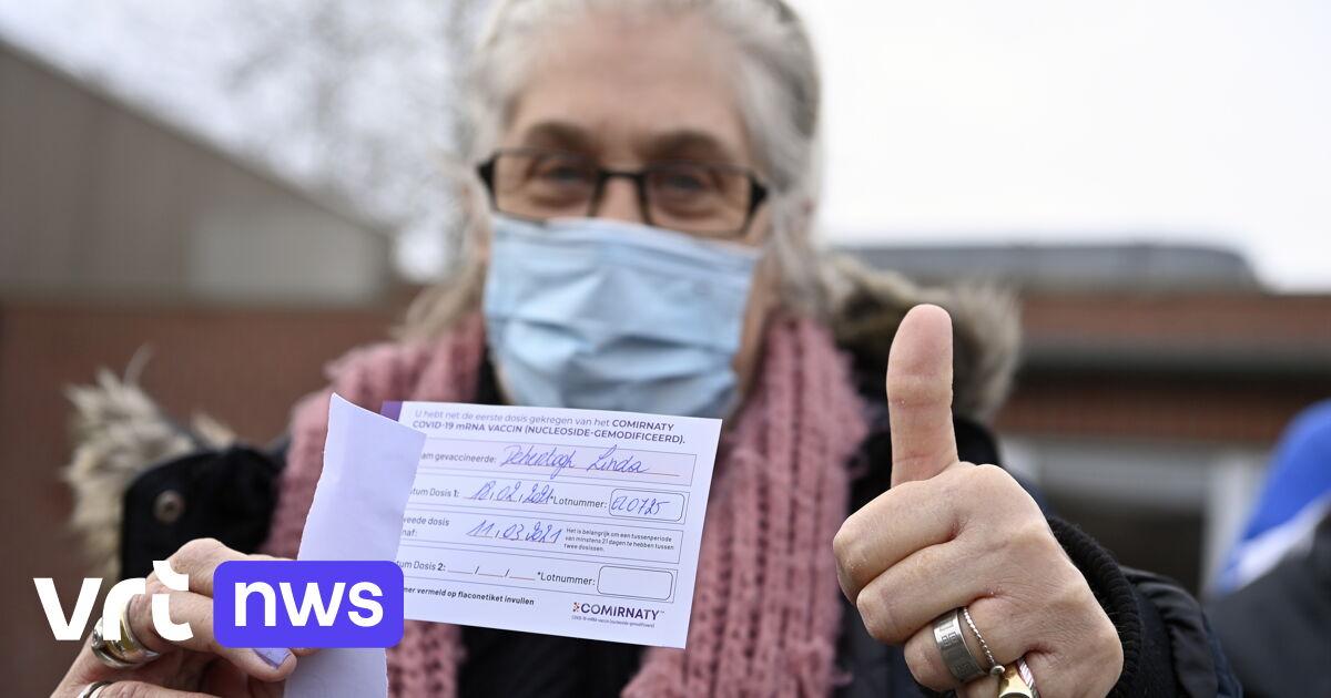 Liveblog - Vaccinaties in gehandicaptenzorg begonnen: