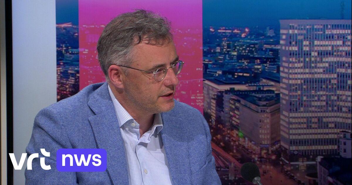 """CD&V-voorzitter Joachim Coens: """"Gevolgen mogelijk voor wie coronavaccin weigerde nadat iedereen kans heeft gekregen"""""""