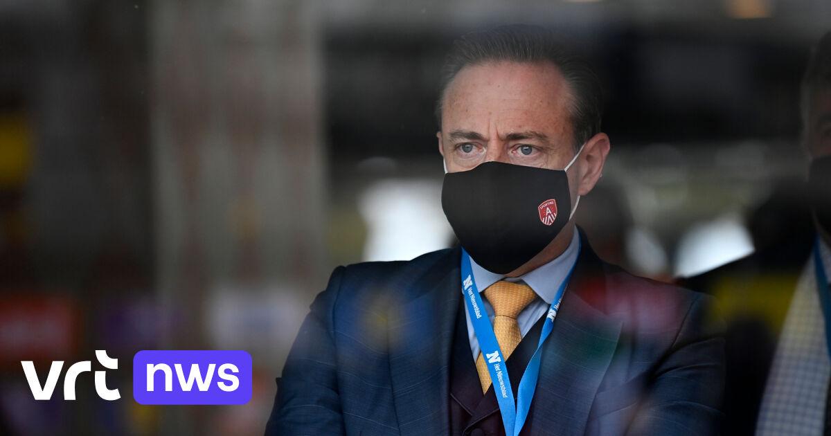 Burgemeester Bart De Wever over extra coronamaatregelen in Antwerpen: «Zien hoe het evolueert, maar sluit het niet uit»