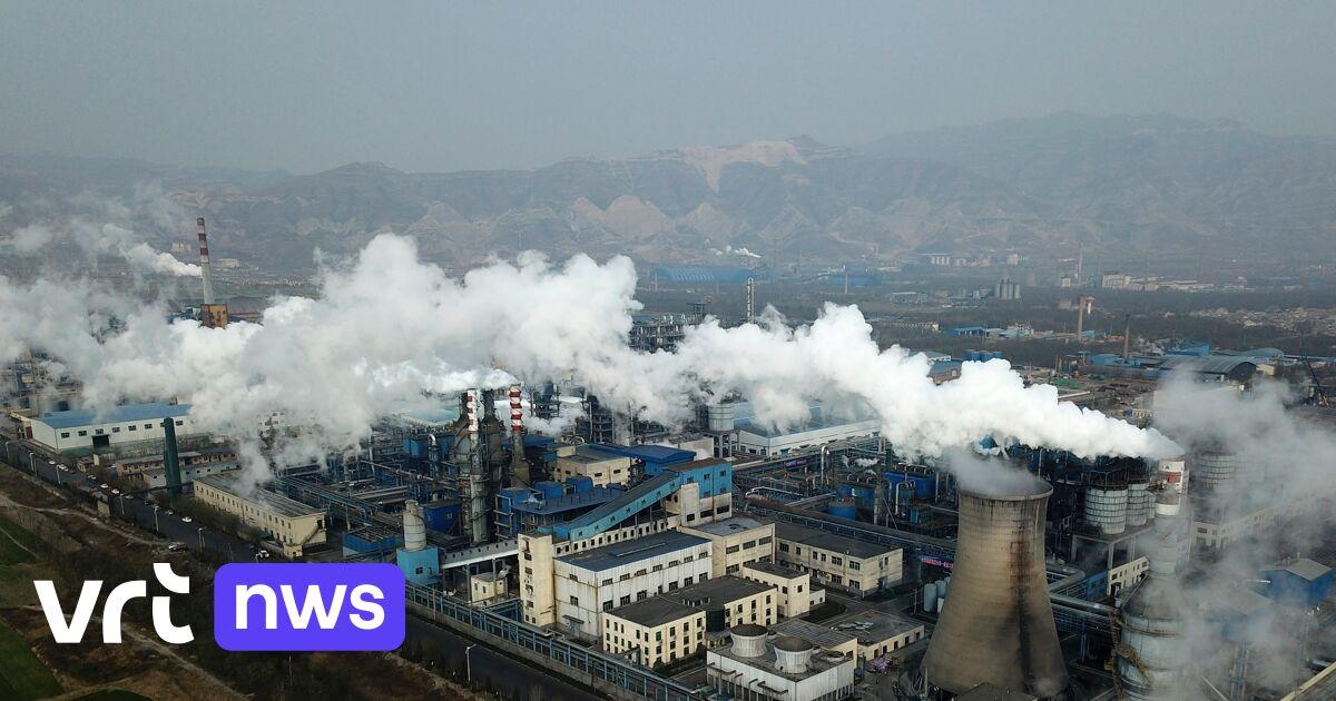 China stootte in 2019 voor het eerst meer broeikasgassen uit dan alle ontwikkelde landen samen