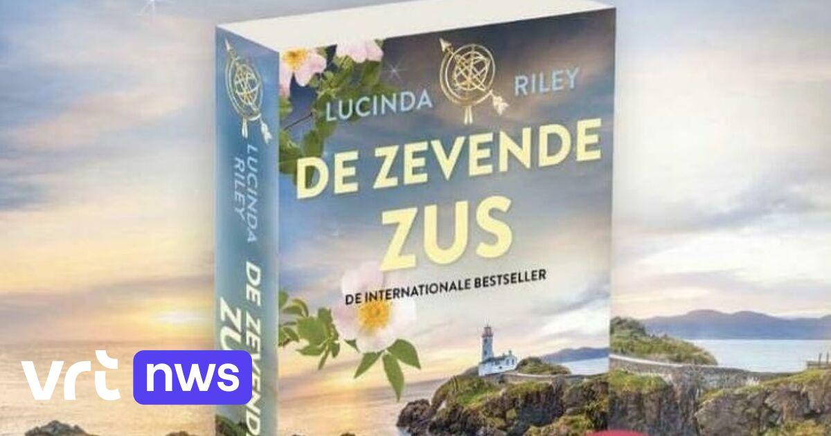 Na 4 dagen zijn al 200.000 exemplaren van «De zevende zus» van Lucinda Riley de deur uit, herdruk is al onderweg