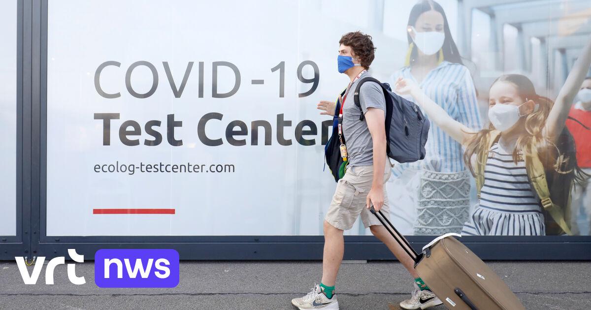 Des nouveaux tests PCR ultra-rapides testés dès ce lundi à Brussels Airport