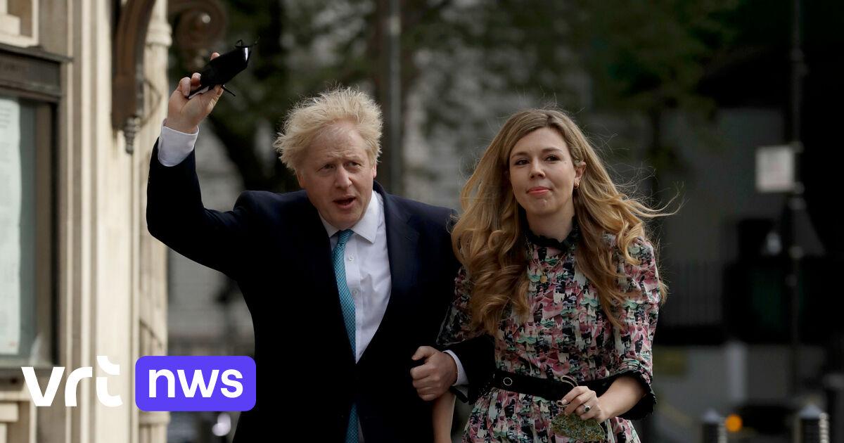 Britse premier Boris Johnson en zijn vrouw Carrie zijn zwanger van tweede kindje