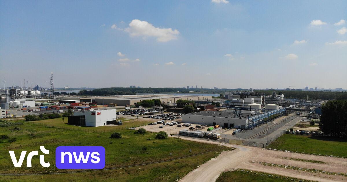10 bloedstalen bij omwonenden van 3M-fabriek tonen ongezien hoge PFOS-waarden