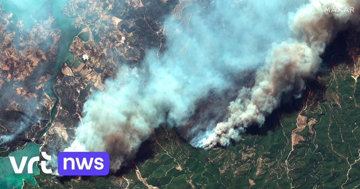 Hevige bosbranden blijven Turken zorgen baren: «Zo erg en zoveel als dit jaar is het nog niet eerder geweest»