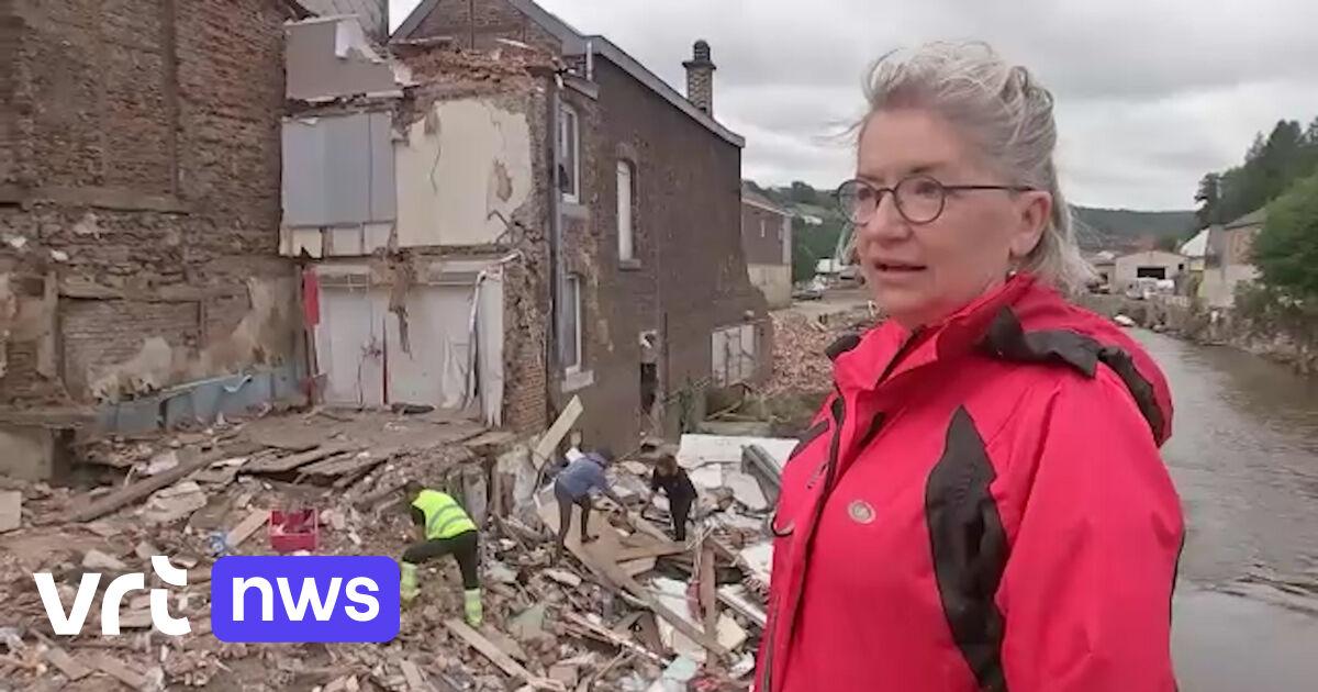 BEKIJK – Getroffen inwoners van Vesdervallei zoeken koortsachtig nieuwe woning, terwijl huurprijzen stijgen