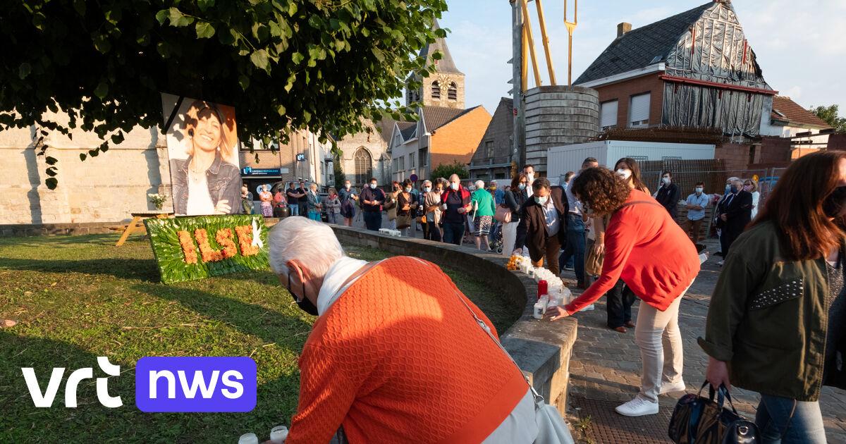 Aalst herdenkt ex-burgemeester Ilse Uyttersprot tijdens wake, 1 jaar na haar overlijden