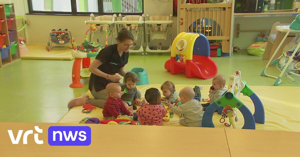L'accueil à la petite enfance au bord de la crise en Flandre, avec un nombre record de postes vacants