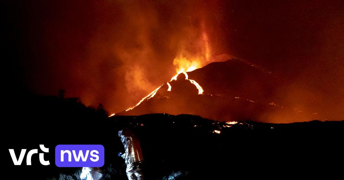 De vulkaan Cumbre Vieja spuwt een vijftal verschillende gassen uit: kunnen die gevaarlijk zijn?
