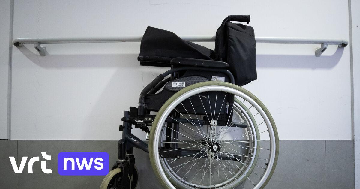 Almaar minder mensen die zwaar zorgbehoevend zijn, krijgen een zorgbudget van de Vlaamse overheid