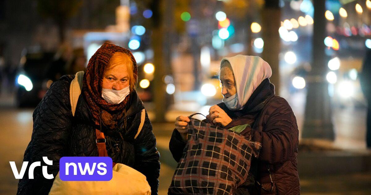 In Moskou moeten ongevaccineerde 60-plussers vier maanden lang binnenblijven