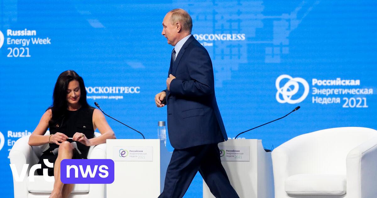 «Mooie vrouw, knap, maar ze hoort niet wat ik zeg»: ophef in Rusland na gesprek tussen president Poetin en VS-journalist