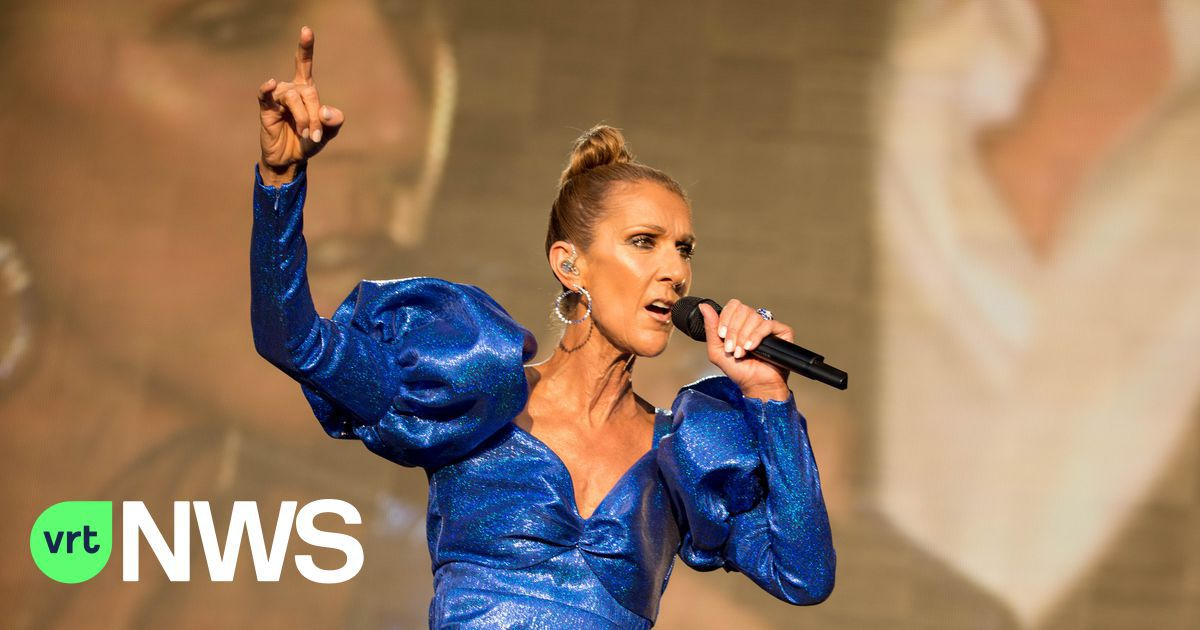 Céline Dion annuleert 2 concertreeksen in Las Vegas door «ernstige en aanhoudende spierkrampen»