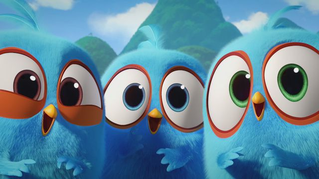 Angry Birds Blues - Triple time-out | VRT NU