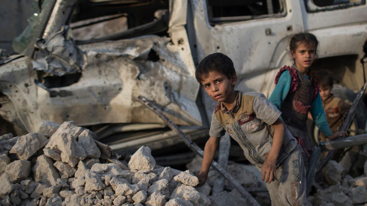Unicef: kwart van de Iraakse kinderen leeft in armoede