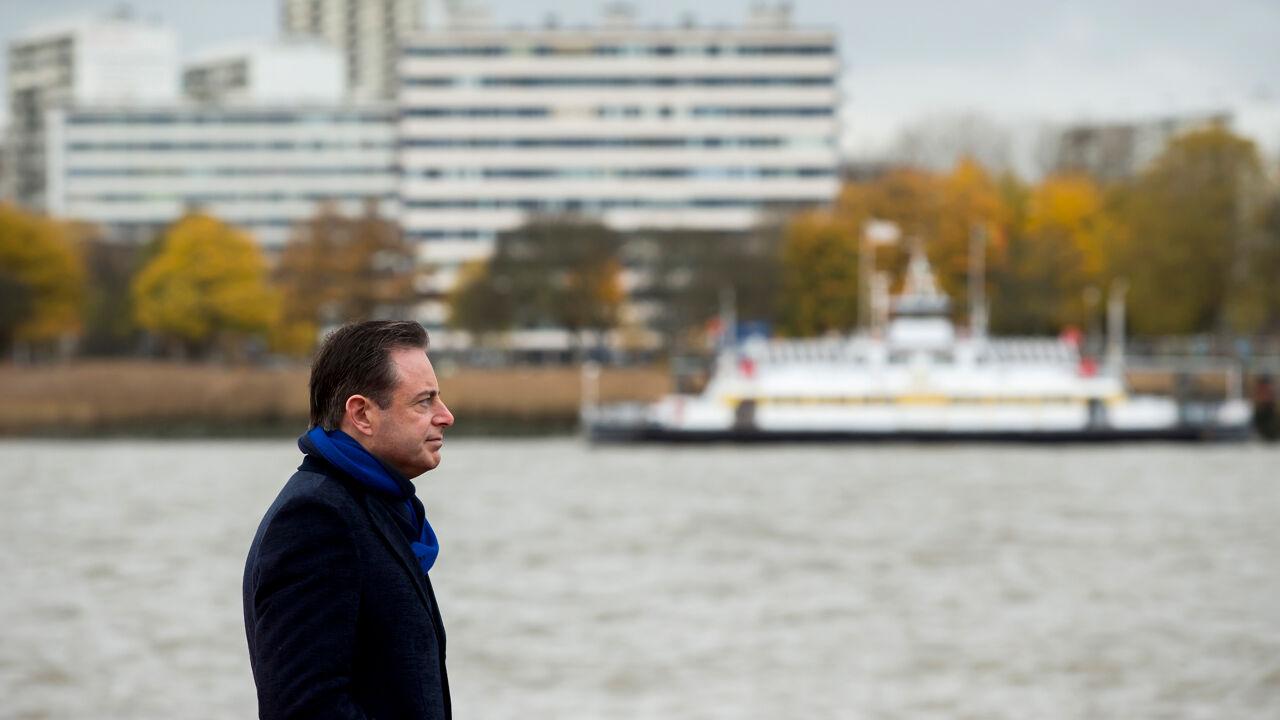 """De Wever: """"Joden vermijden conflicten, dat is het verschil met moslims"""""""