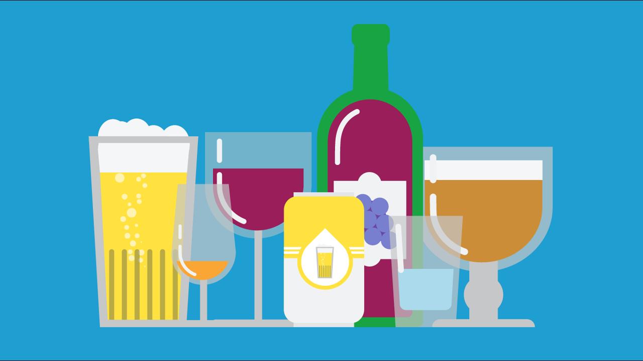 hoeveel glazen wijn mag je drinken